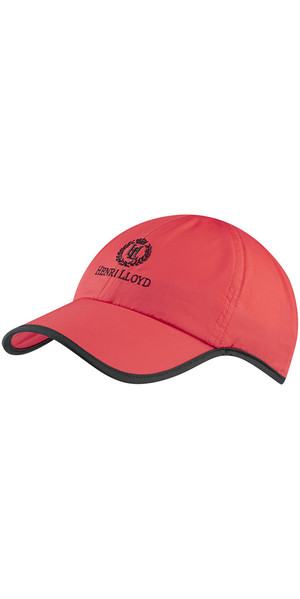 2018 Henri Lloyd Breeze Cap Red Y60094