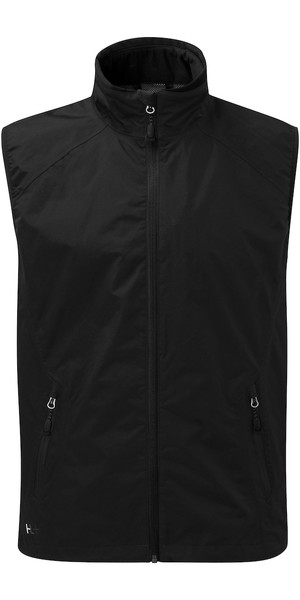 2019 Henri Lloyd Breeze Vest BLACK Y00364