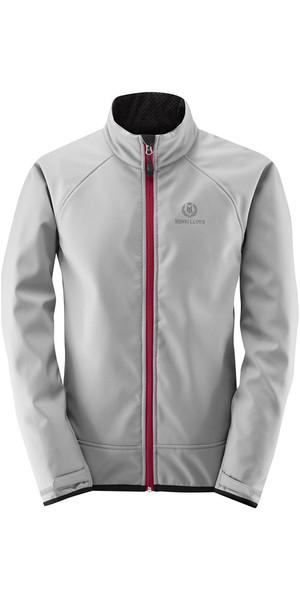 Henri Lloyd Cyclone Soft Shell Inshore Jacket Titanium Y50203