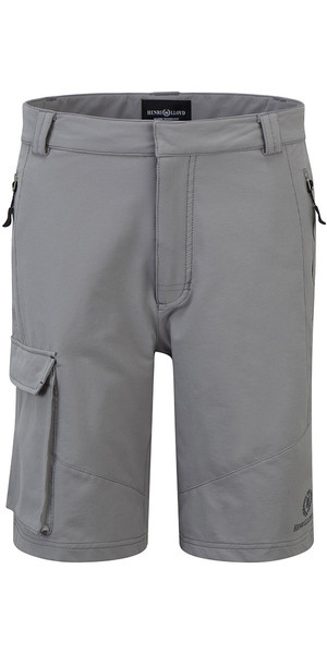 2018 Henri Lloyd Element Inshore Shorts TITANIUM Y10184