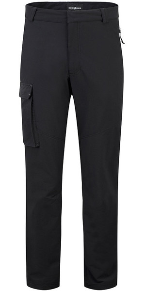 2018 Henri Lloyd Element Sailing Trousers BLACK - LONG LEG Y10183L