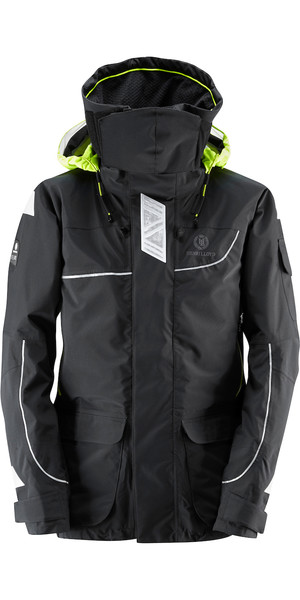 2018 Henri Lloyd Elite Offshore 2.0 Jacket BLACK Y00376