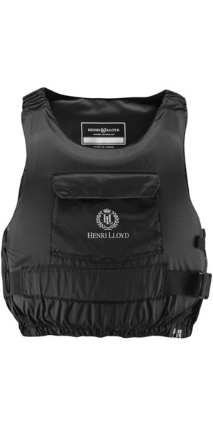 2018 Henri Lloyd Energy Buoyancy Aid Black Y70050