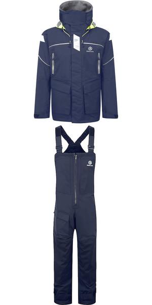 2019 Henri Lloyd Freedom Offshore Jacket Y00351 & Trouser Y10160 Combi Set MARINE