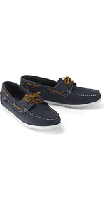 2019 Henri Lloyd Womens Shore Deck Shoe Denim Blue F94425