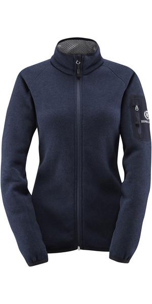 2018 Henri Lloyd Ladies Traverse Fleece Jacket Marine Y20111