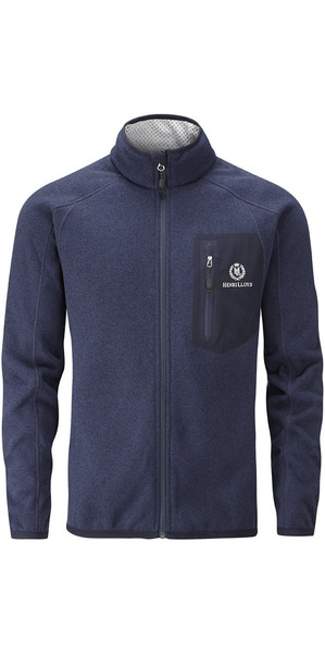 2019 Henri Lloyd Traverse Fleece Jacket Marine Y20110