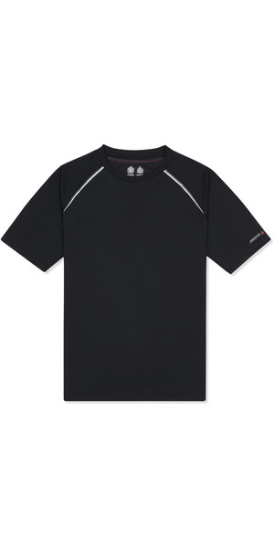 Musto Evolution Dynamic Short Sleeve Tee BLACK EMTS018