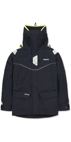 Musto MPX Offshore Jacket Black SM1513