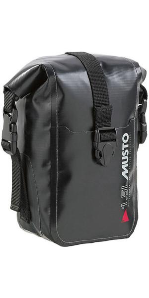 Musto MW Dry Pack 1.5Ltr Black AL3342