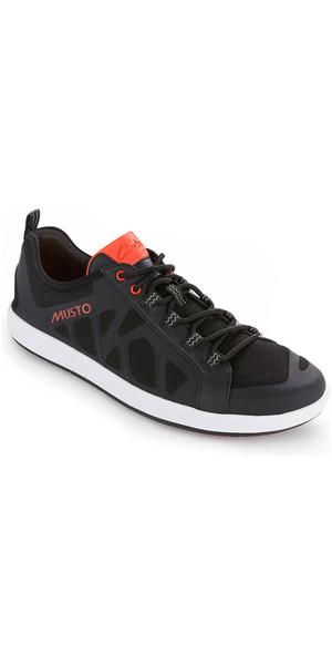 Musto Nautic Coast Sailing Shoes Black FMFT003