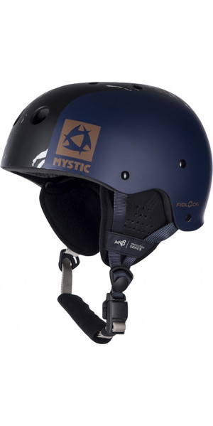 Mystic MK8 X Helmet With Ear Pads Navy 160650