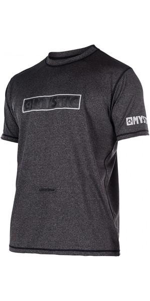 Mystic Majestic S / S Loosefit Quick Dry Rash Vest Black 160580