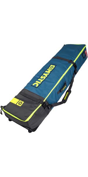 2018 Mystic Matrix Wheeled Board Bag 1.40M - PEWTER 140555