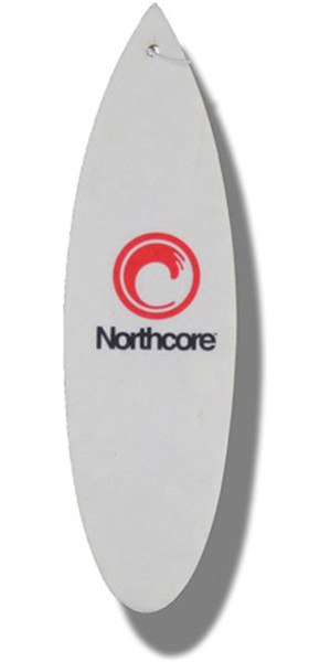 2018 Northcore Car Air Freshener - Coconut NOCO45