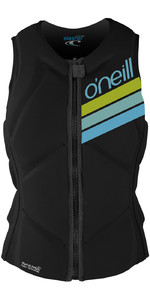 2018 O'Neill Womens Slasher Kite Impact Vest BLACK 4943EU