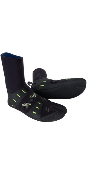 2018 O'Neill Mutant 6/5/4mm Internal Split Toe Boots 4794