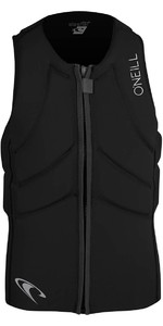 2018 O'Neill Slasher Kite Impact Vest BLACK 4942EU