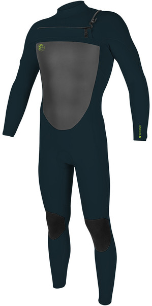2018 O'Neill Youth O'Riginal 5/4mm Chest Zip Wetsuit SLATE / DAYGLO 4999
