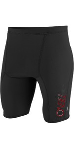 2020 O'Neill Youth Skins Rash Shorts BLACK 3536