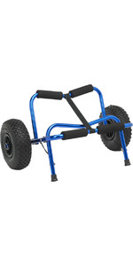 2020 Palm Big Caddy Heavy Duty Kayak Trolley Blue 10459