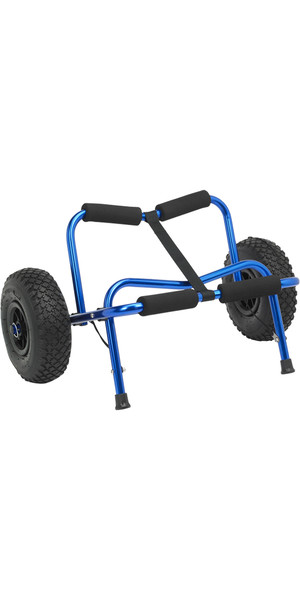 2018 Palm Big Caddy Heavy Duty Kayak Trolley Blue 10459
