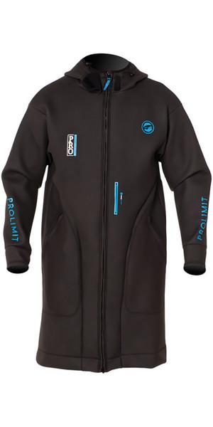Prolimit Single Lined Racer Jacket in Black / Cyan 40205011