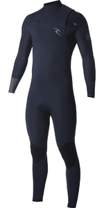 Rip Curl Dawn Patrol 5/3mm Chest Zip Wetsuit NAVY WSM7GM