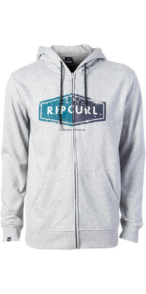 Rip Curl Diamond Fleece Hoody CEMENT MARLE CFEQK4
