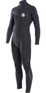 Rip Curl E-Bomb Pro 5/3mm GBS Zip Free Wetsuit BLACK WSM6PE