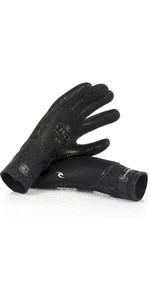 2019 Rip Curl Flashbomb 5/3mm 5 Finger Glove WGL6DF