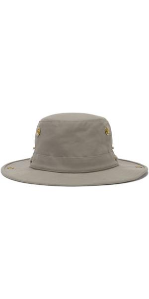 2019 Tilley T3 Snap-Up Brimmed Hat - KHAKI / KHAKI