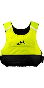 2020 Zhik Racing Cut 50N PFD Buoyancy Aid in Hi-Vis Yellow PFD10