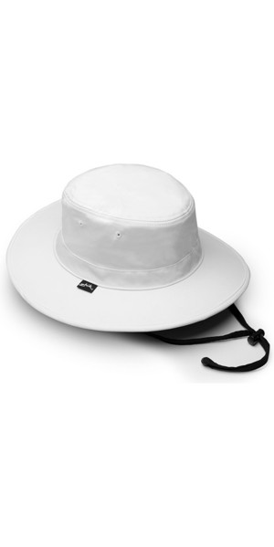 2018 Zhik Broadbrim Hat White HAT260
