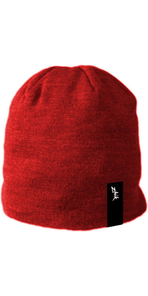 2018 Zhik Fleece Sailing Beanie Red BEANIE300