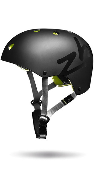 2018 Zhik H1 Performance Helmet BLACK HELMET10