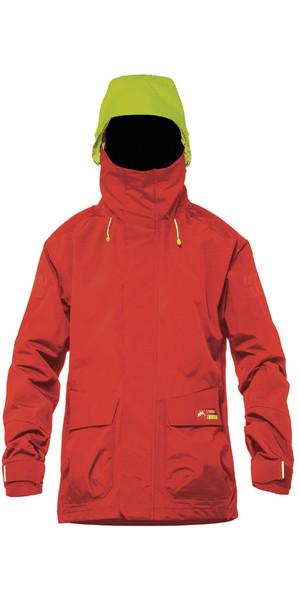 2018 Zhik Womens Kiama X Offshore Jacket FLAME RED JK401W