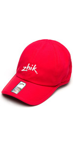 2021 Zhik Lightweight Sailing Cap Red HAT200