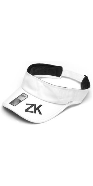 2019 Zhik Sailing Visor White VISOR200