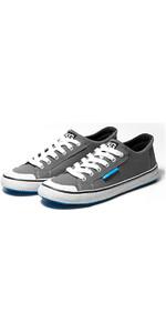 2018 Zhik ZKGs Amphibious Shoes Grey / Cyan SHOE20