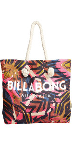 Billabong Essentials Tote bag PARADISE PINK H9BG09