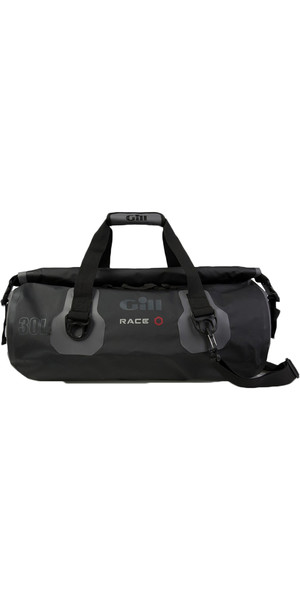 2019 Gill Race Team Holdall Bag 30L GRAPHITE RS19