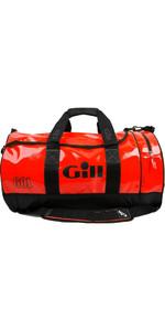 2018 Gill 60L Tarp Barrel Bag RED L061