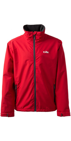 2018 Gill Crew Sport Jacket RED IN82J