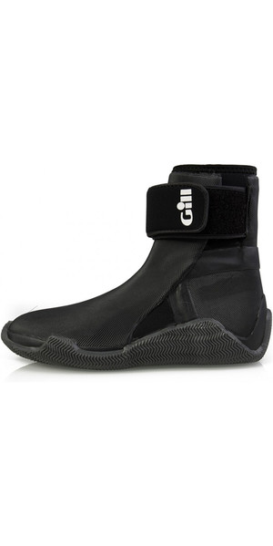 2018 Gill Edge 4mm Neoprene Boots BLACK 961