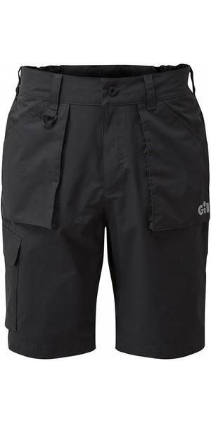 2018 Gill Mens OS3 Coastal Sailing Shorts Graphite OS31SH