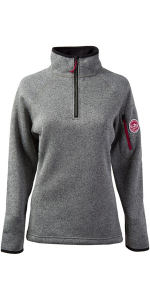2018 Gill Womens Knit Fleece in Silver 1491W