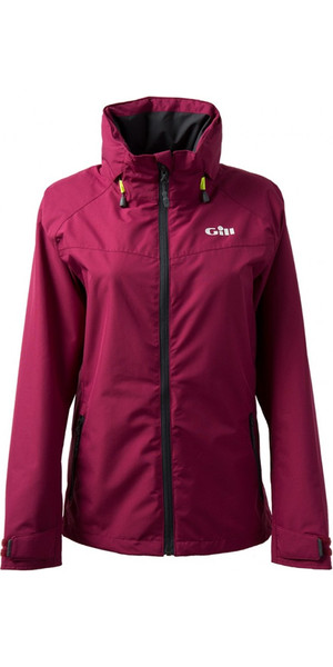 2019 Gill Womens Pilot Jacket BERRY IN81JW