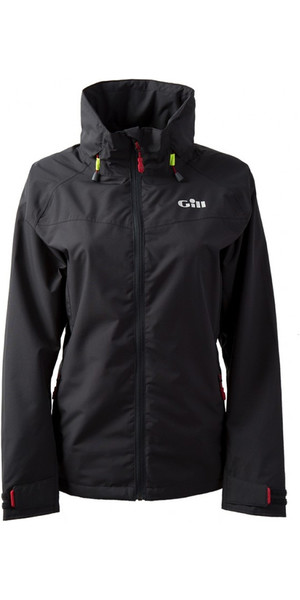 2018 Gill Womens Pilot Jacket GRAPHITE IN81JW