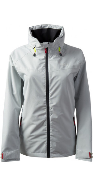 2018 Gill Womens Pilot Jacket SILVER IN81JW